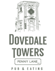 The Dovedale Towers Retina Logo