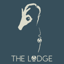 The Lodge Mobile Retina Logo